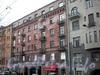 Кронверкский пр., д. 25. Фасад здания. Фото март 2010 г.
