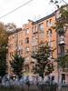 Кронверкский пр., д. 27. Фасад здания. Фото октябрь 2010 г.
