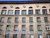 Кронверкский пр., д. 35. Фрагмент фасада. Фото март 2010 г.