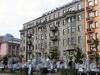 Кронверкский пр., д. 47 / Сытнинская пл., д. 1. Фасад по Кронверкскому проспекту. Фото октябрь 2010 г.