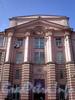 Кронверкский пр., д. 49. Боковой ризалит. Фото март 2010 г.