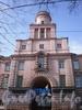 Кронверкский пр., д. 49. Центральная башня. Фото март 2010 г.