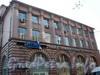 Кронверкский пр., д. 49. Торцевой фасад. Фото март 2010 г.