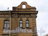 Кронверкский пр., д. 51. Фрагмент фасада. Фото октябрь 2010 г.