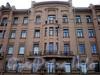 Кронверкский пр., д. 59. Фрагмент фасада. Фото март 2010 г.