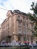 Кронверкский пр., д. 61 / ул. Лизы Чайкиной, д. 28. Общий вид. Фото октябрь 2010 г.