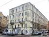 Кронверкский пр., д. 63. Фасады по Кронверкскому проспекту и улице Лизы Чайкиной. Фото март 2010 г.