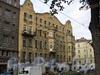 Кронверкский пр., д. 65 (правая часть) / Съезжинская ул., д. 37. Фасад по Кронверкскому проспекту. Фото октябрь 2010 г.