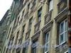 Загородный пр., д. 68. Фрагмент фасада здания. Фото январь 2011 г.