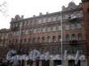 Кронверкский пр., д. 69. Фасад здания. Фото март 2010 г.