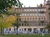 Кронверкский пр., д. 69. Фасад здания. Фото октябрь 2010 г.
