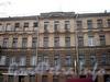 Кронверкский пр., д. 71 / Зверинская ул., д. 46. Фрагмент фасада по проспекту. Фото март 2010 г.