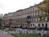 Кронверкский пр., д. 71 / Зверинская ул., д. 46. Фасад по проспекту. Фото октябрь 2010 г.
