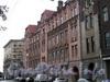 Кронверкский пр., д. 79 / пр. Добролюбова, д. 1 (угловой корпус). Фасад по Кронверкскому проспекту. Фото октябрь 2010 г.