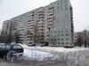 Индустриальный пр., д. 28. Общий вид жилого дома со стороны проспекта Ударников. Фото декабрь 2010 г.
