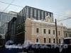 Лиговский пр., д. 13-15. Общий вид здания. Фото 24 февраля 2011 г.