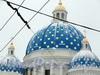 Измайловсий пр., д. 7 А. Собор Святойживоначальной Троицы лейб-гвардии Измайловского полка. Фото февраль 2011 г.