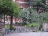 Ворота ограды здания. 2007 г.