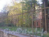 Фрагмент ограды. 2007 г.