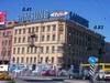 Перекресток Лиговского и Невского проспектов. Лиговский пр. д.41, Невский пр. д.83. Фото 2004 г.