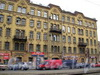 Лиговский пр. д.58, общий вид здания. Фото 2005 г.
