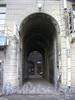 Лиговский пр. д.65, Арка дома со стороны Лиговского проспекта. Фото 2005 г.