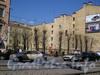 Лиговский пр. д.95, сквер между домами 93-97 по Лиговскому проспекту. Фото 2005 г.