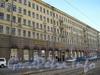 Лиговский пр. 107, общий вид здания. Фото 2005 г.