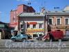 Лиговский пр. 111-113, ул. Печатника Григорьева д.8 Фото 2005 г.
