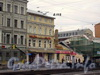 Лиговский пр. д.117, общий вид здания. Фото 2007 г.