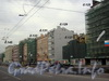 Перспектива нечетной стороны Лиговского проспекта от Рязанского переулка к улице Тюшина д.д. 125-145. Фото 2007 г.