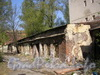 Лиговский пр. д. 127, дворовые флигели. Фото 2006 г.