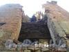 Лиговский пр. д. 127, фрагмент стены. Фото 2006 г.
