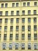 Лиговский пр. д.145, ул. Тюшина д. 2, фрагмент фасада по  Лиговскому проспекту. Фото 2007 г.