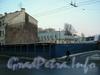 Лиговский пр. д. 150, после сноса дома. Фото 2005 г.