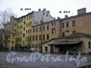 Расстанная улица, дом 6 / Лиговский пр. д.д. 251-253. Вид дома со двора. Фото 2006 г.