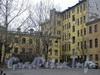 Лиговский пр. д.д. 251 с флигелем. Вид дома со двора. Фото 2006 г.