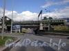 Мост Витебской железной дороги через Лиговский проспект. Фото 2008 г.