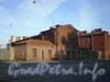Новочеркасский пр., д. 2, здание казарм Новочеркасского полка. Фото 2008 г.