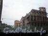 Пр. Добролюбова, д. 6/ Зоологический пер., д.2, снос здания. Фото июнь 2008 г.