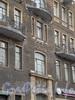 Загородный пр., д. 45, фрагмент фасада здания. Фото 2008 г.
