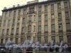 Пр. Лиговский д. 43-45, фрагмент фасада здания. Фото 2008 г.