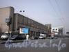 Пр. Медиков, д.д. 6-8, фрагмент фасада здания. Фото апрель 2008 г.