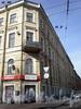 5-ая Красноармейская ул., д. 2/Московский пр., д. 39, фасад по 5-ой Красноармейской улице. Фото 2008 г.