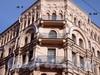 Московский пр., д. 61/ Угловой пер. д. 1, фрагмент фасада здания. Фото 2008 г.