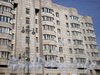 Московский пр., д. 60, фрагмент фасада здания. Фото 2008 г.