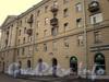 Пр. Обуховской Обороны, д. 17, фрагмент фасада здания. Фото 2008 г.