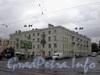 Среднеохтинский пр., д. 21/ул. Панфилова д.22, общий вид здания. Фото 2008 г.