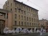 Среднеохтинский пр., д. 27, фрагмент фасада здания. Фото 2008 г.