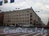 Суворовский пр., д. 27/9-ая Советская ул., д. 11-13, общий вид здания. Фото 2008 г.